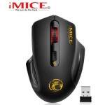 Wireless Mouse USB 3.0 Receiver Optical Gaming Mouse 2.4G 2000DPI Computer Mice Mini Ergonomic Mouse Gamer For Laptop PC