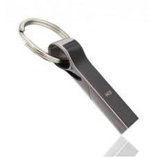V285W Waterproof Metal USB Flash Drives pen drive 64GB Flash Drive with key ring