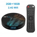 TV Box HK1 Max Smart Android 9.0 RK3328 1080p 4K Wifi