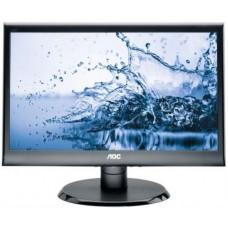 """AOC E2250SWDAK LED 21.5"""" / TN / 1920x1080 / 5ms / 1000:1 / 250 cd/m2 / D-Sub / DVI"""