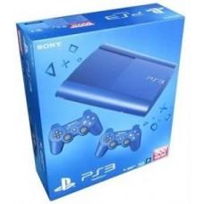 Sony Playstation 3 Ultra Slim 500GB BLUE